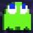 ファンキー(緑)_サイズ変更_サイズ変更