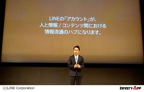 01ーLINE メディアアカウント発表会